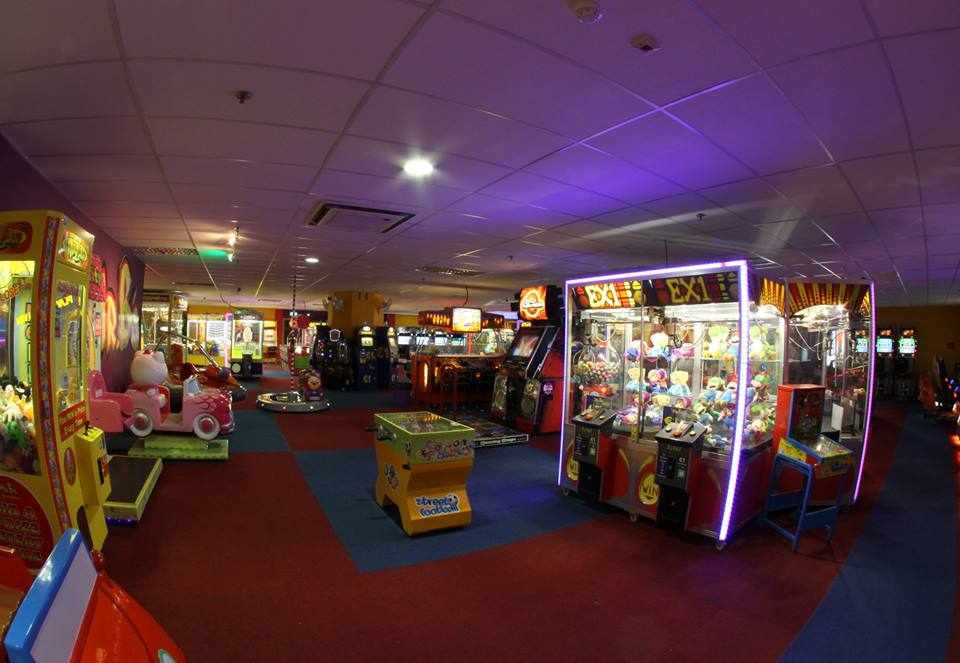 Top Game & Entertainment Centers in Moscow, Russia